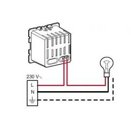 remplacer un va et vient par des d tecteurs de pr sence en 2 fils c liane ou autre les. Black Bedroom Furniture Sets. Home Design Ideas